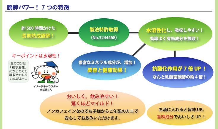酵素パワー!7つの特徴