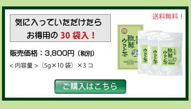 糸状菌醗酵ウコン茶30袋入りご購入はこちら
